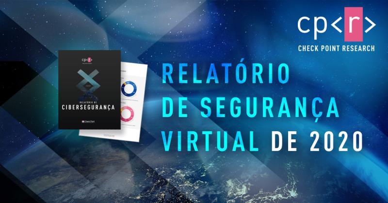 Relatório de segurança virtual 2020