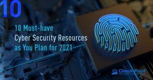 Proteja-se em 2021 com a Check Point